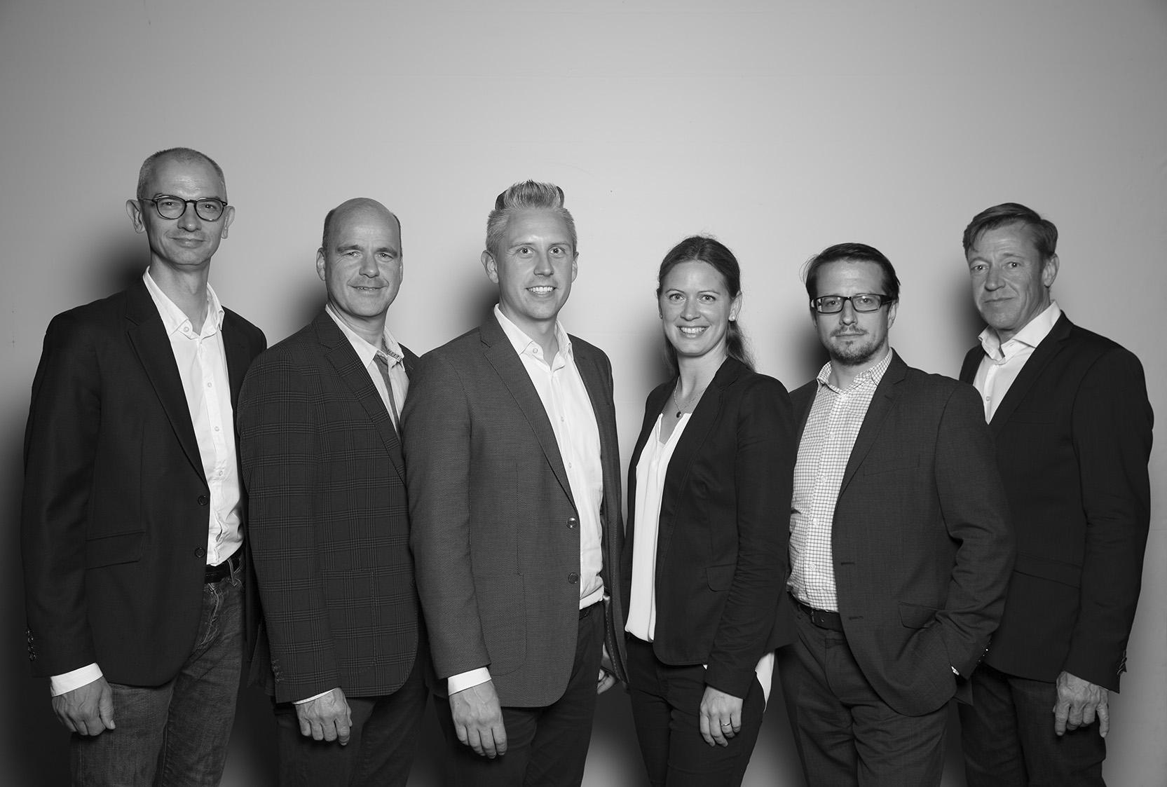 Vorstand Intoura Gruppenbild